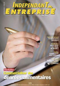 magazine sdi independant et entreprise mai 2008 distribution commercialiser des denrees alimentaires