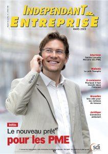 magazine sdi independant et entreprise mars 2009 initio le nouveau pret pour les pme