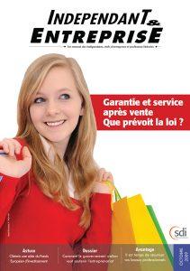 magazine sdi independant et entreprise octobre 2009 garantie et service apres vente, que prevoit la loi