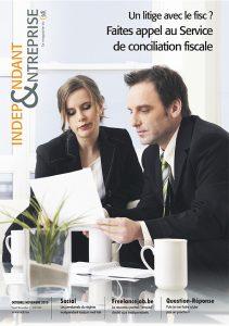 magazine sdi independant et entreprise octobre novembre 2010 un litige avec le fisc faites appel au service de conciliation fiscale