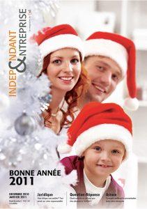 magazine sdi independant et entreprise decembre janvier 2010 2011 bonne annee 2011