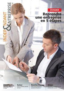 magazine sdi independant et entreprise septembre octobre 2011 dossier reprendre une entreprise en 5 etapes
