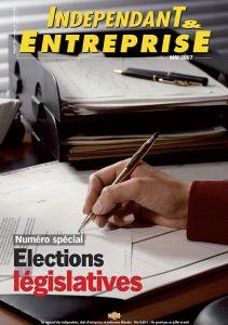 magazine sdi independant et entreprise mai 2007 numero special elections legislatives