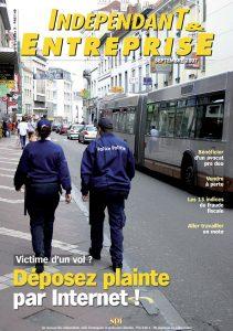 magazine sdi independant et entreprise septembre 2007 victime d un vol deposez plainte par internet