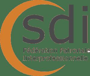 sdi federation patronale interprofessionnelle logo