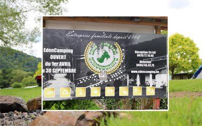Eden camping – Camping – 4920 Aywaille