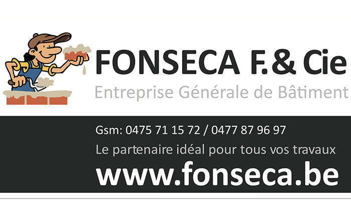 Fonseca F&Cie – Construction immobilier- 1030 Bruxelles