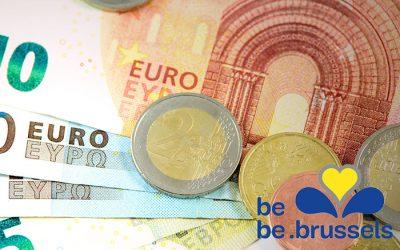 Crise du coronavirus : les entreprises bruxelloises peuvent demander une indemnisation en ligne !