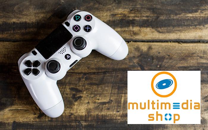 Multimedia Shop – Jeux-vidéo – 1420 Braine-L'Alleud