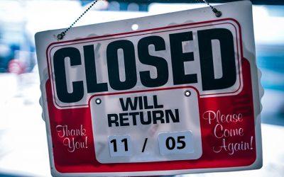 Covid-19 : Satisfaction mêlée de déception pour les commerçants  qui doivent attendre le 11 mai pour rouvrir !