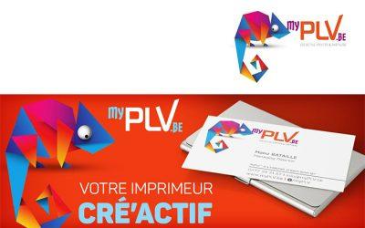 myPLV – Publicité et Production d'imprimés – 1410 Waterloo