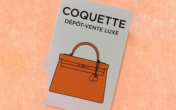 Coquette – Dépôt-vente luxe & vintage – 1180 Uccle