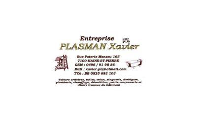 Entreprise Plasman Xavier – Toiture plomberie et installation sanitaire  – 7100 Haine-Saint-Pierre