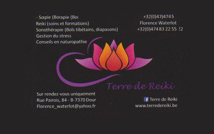 Florence Waterlot – Bien-être – 7370 Dour