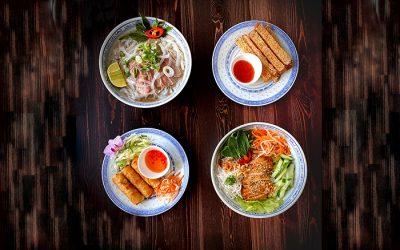 La Baie d'Halong – restaurant vietnamien – 1000 Bruxelles