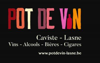 POT-DE-VIN – Caviste – 1380 Lasne