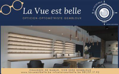 La Vue est Belle – Opticien optométriste – 5030 Gembloux