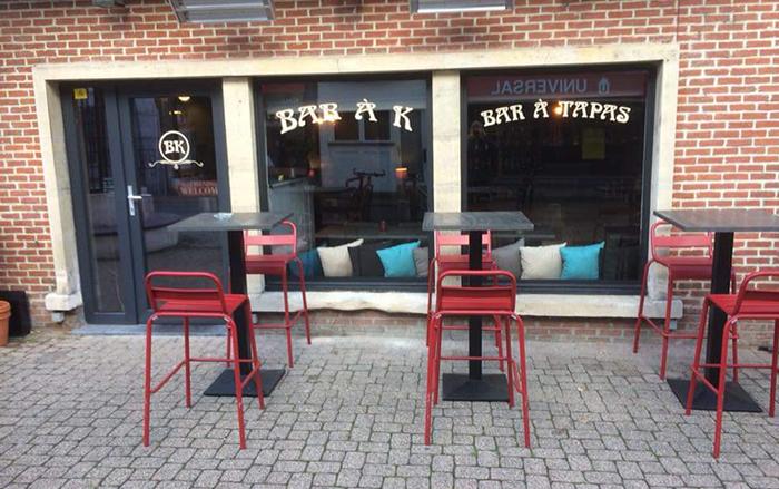 Le Bar à K – Bar, bar à tapas – 1300 Wavre