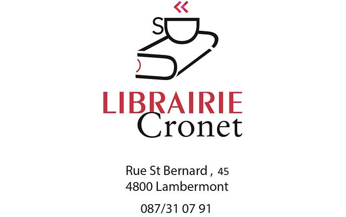 Librairie Amelie Cronet – Libraire- 4800 Verviers