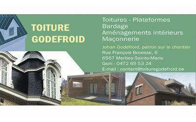 Toiture Godefroid – Construction – 6567 Merbes-Sainte-Marie