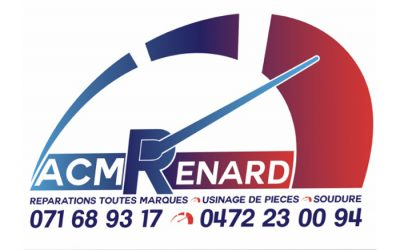 ACM & Garage Renard – Garage/usinage/soudure – 5621 Hanzinelle