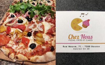 Chez Nous – Restaurant italien – 7300 Boussu