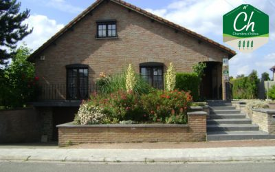 Le Castillon – Chambres d'hôtes – 7100 Trivières