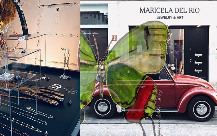 Maricela Del Rio – Jewelery, Art, Painting Workshops – 1000 Bruxelles