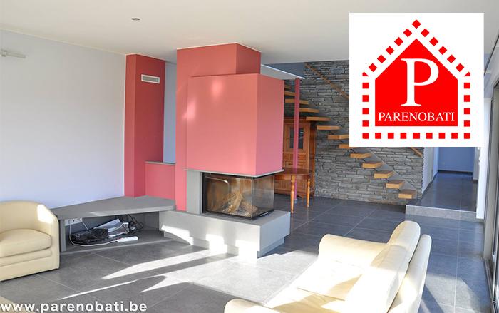 Parénobati – Construction – 7804 Ostiches