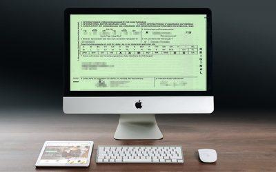 Mobilité : la carte verte devient blanche et numérique