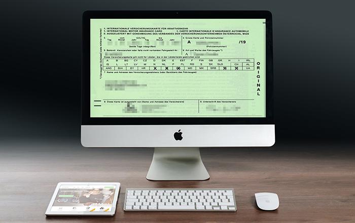 De groene kaart wordt wit én mag elektronisch