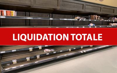 Covid-19 : quel effet sur les ventes en liquidation ?