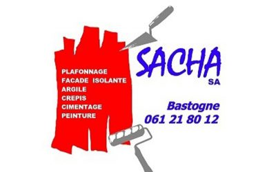 Sacha SA – Parachèvement – 6600 Bastogne