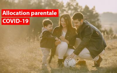 L'allocation parentale COVID19 pour indépendants prolongée jusque fin septembre
