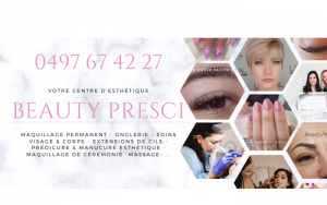 Beauty Presci massage sdi federation independant