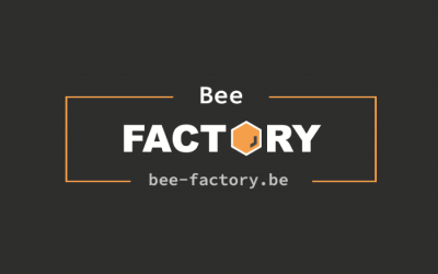 Bee Factory – Site web & application – 7320 Bernissart