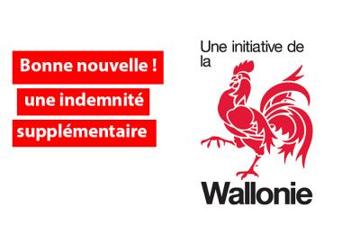 Wallonie : une indemnité complémentaire pour les entreprises encore à l'arrêt
