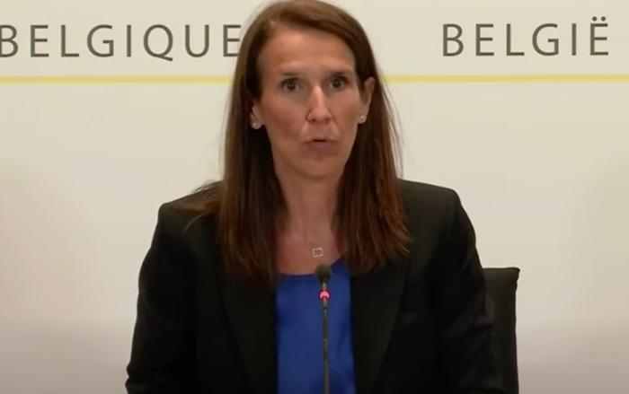 conseil national securite sophie wilmes juillet 2020 belgique