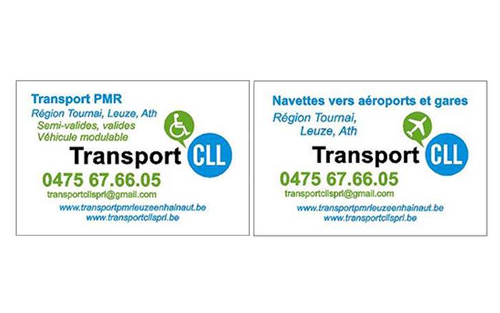 Transport CLL SPRL – Transport de personnes – 7900 Leuze-en-Hainaut