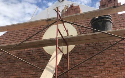 Van Wesemael – construction générale et transformation du batiment – 7890 ellezelles