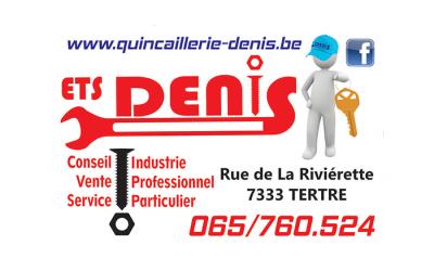 Quincaillerie Denis – Quincaillerie – 7333 Tertre