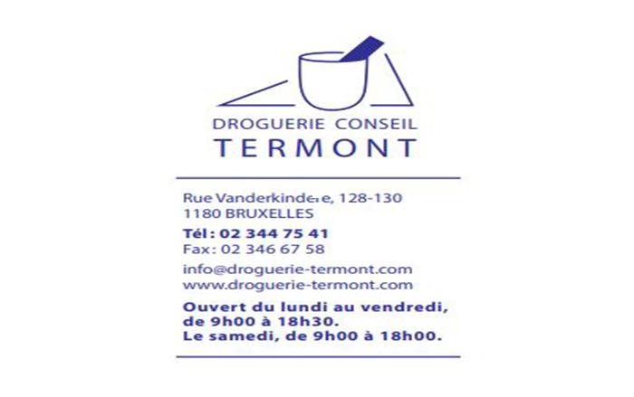 Droguerie Termont –  1180 Uccle