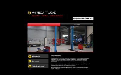 VH Meca Trucks – garage poids lourds – 1400 Nivelles
