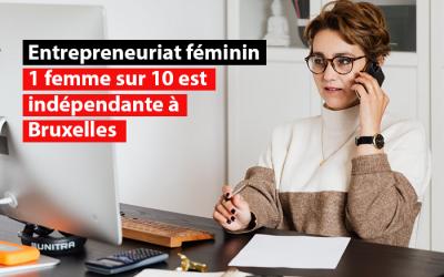 Tendance : L'entrepreneuriat féminin en hausse à Bruxelles
