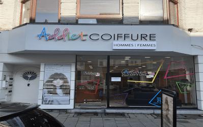 Addict Coiffure – Salon de coiffure – 1050 IXELLES