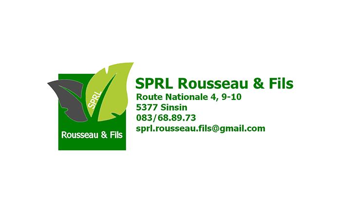 Rousseau & Fils – Jardinage Horticole – 5377 Sinsin