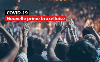 Bruxelles : une nouvelle prime pour l'événementiel, le monde de la nuit, le tourisme et la culture