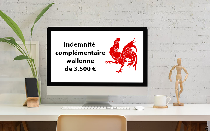 indemnite complementaire wallonne