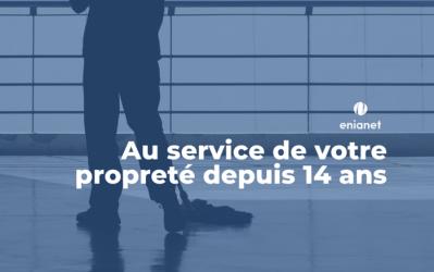 Enianet – Nettoyage – 4890 Liège
