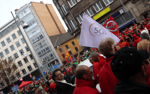 manifestation independants sdi liege federation